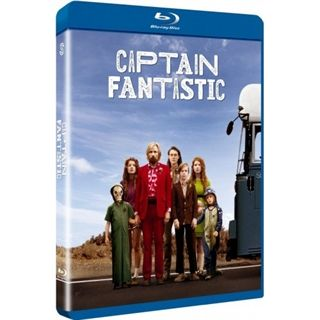 Captain Fantastic Blu-Ray