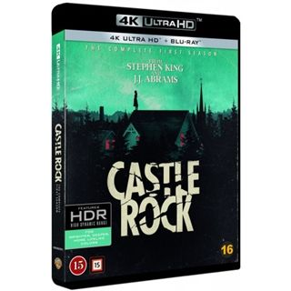 Castle Rock - Season 1 - 4K Ultra HD Blu-Ray
