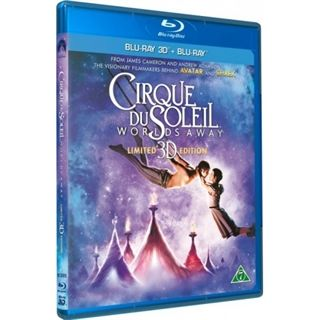 Cirque Du Soleil - Worlds Away - 3D Blu-Ray
