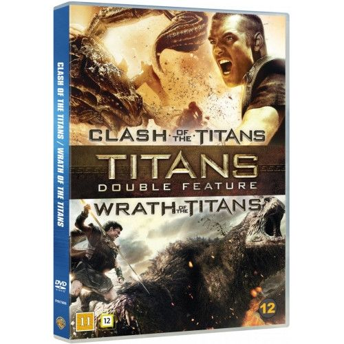 Clash Of The Titans 1-2
