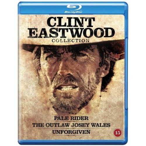 Clint Eastwood - Western Collection Blu-Ray