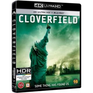 Cloverfield - 4K Ultra HD Blu-Ray