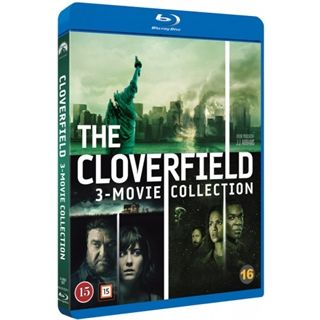 The Cloverfield 1-3 Collection Blu-Ray