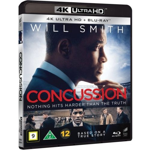 Concussion - 4K Ultra HD Blu-Ray