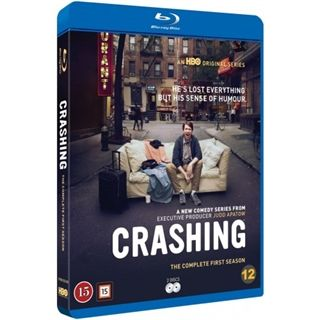 Crashing - Season 1 Blu-Ray
