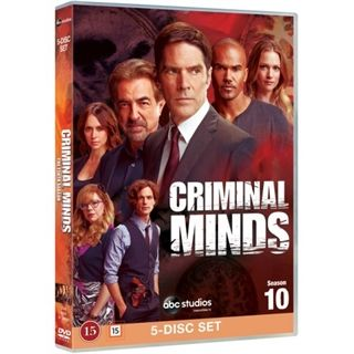Criminal Minds - Season 10