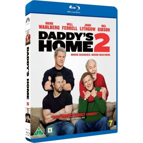 Daddy\'s Home 2 Blu-Ray