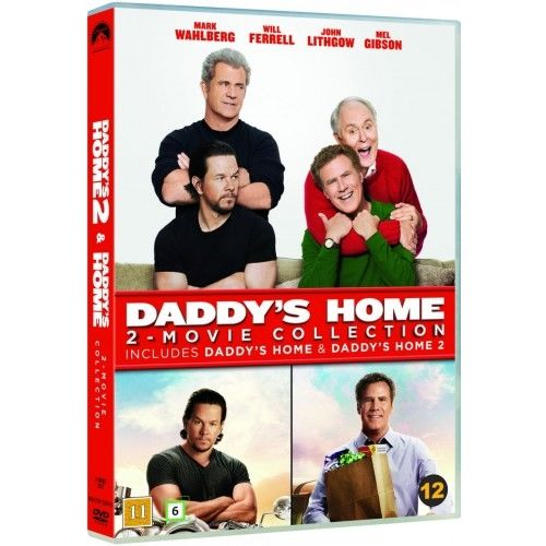 Daddy\'s Home 1-2 Box