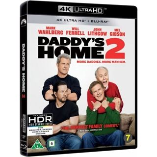 Daddy's Home 2 - 4K Ultra HD Blu-Ray