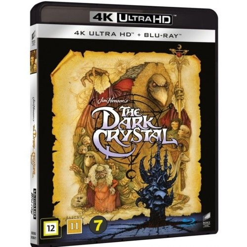 Dark Crystal - 4K Ultra HD Blu-Ray