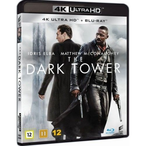 Dark Tower - 4K Ultra HD Blu-Ray