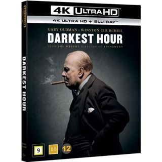 Darkest Hour - 4K Ultra HD Blu-Ray