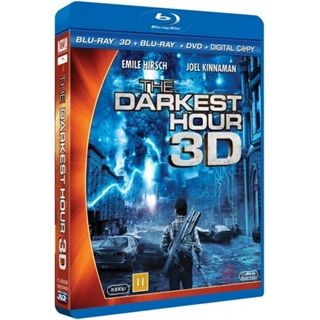 The Darkest Hour - 3D Blu-Ray