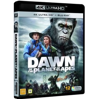 Dawn Of The Planet Of The Apes - 4K Ultra HD Blu-Ray