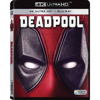 Deadpool - 4K Ultra HD Blu-Ray