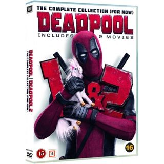 Deadpool 1-2 (DVD)