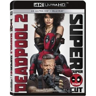Deadpool 2 - 4K Ultra HD Blu-Ray