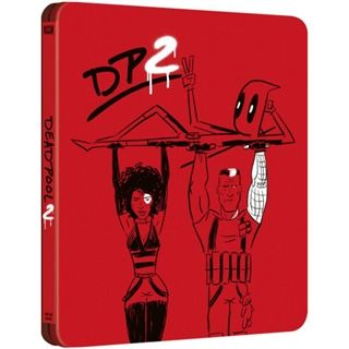 Deadpool 2 - Steelbook Blu-Ray