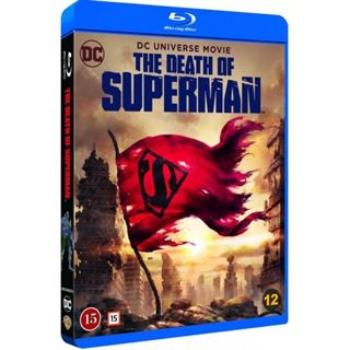 Death Of Superman Blu-Ray