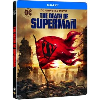 Death Of Superman - Steelbook Blu-Ray