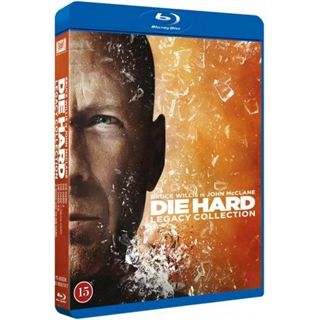 Die Hard 1-5 Blu-Ray Box