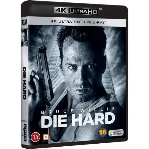 Die Hard - 4K Ultra HD Blu-Ray