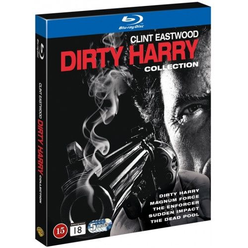 Dirty Harry - Ultimate Blu-Ray Collection