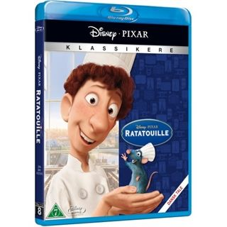 Ratatouille Blu-Ray