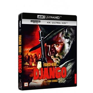 Django - 4K Ultra HD Blu-Ray