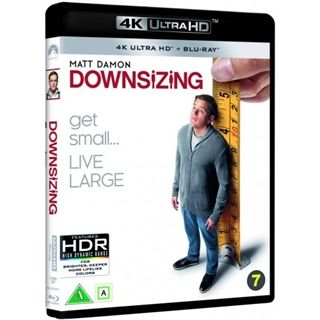 Downsizing - 4K Ultra HD Blu-Ray