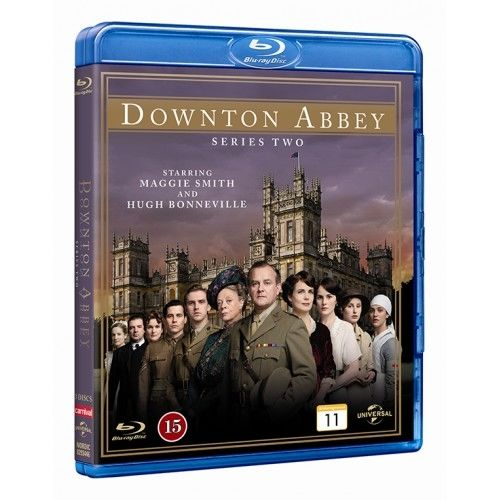 Downton Abbey - Season 2 Blu-Ray