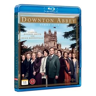 Downton Abbey - Season 4 Blu-Ray