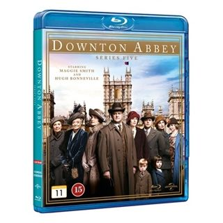 Downton Abbey - Season 5 Blu-Ray