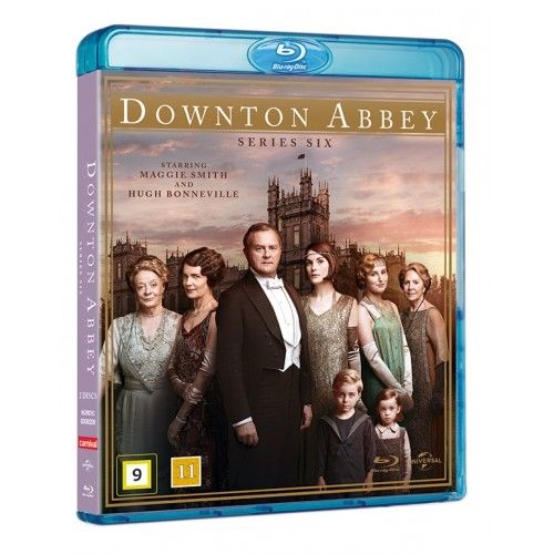 Downton Abbey - Season 6 Blu-Ray