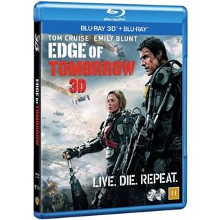 Edge Of Tomorrow - 3D Blu-Ray