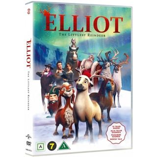 Elliot  - The Littlest Reindeer