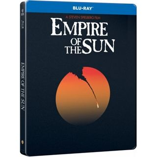 Empire Of The Sun - Steelbook Blu-Ray