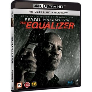 The Equalizer - 4K Ultra HD Blu-Ray