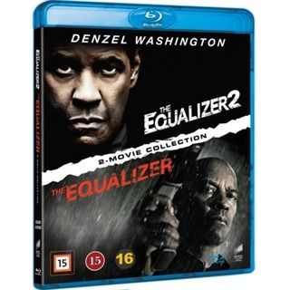 The Equalizer 1-2 Blu-Ray