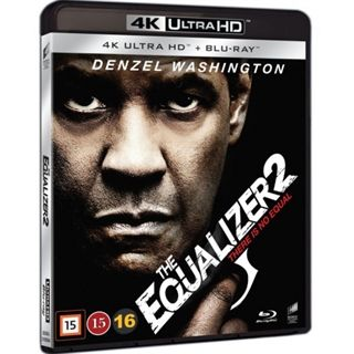 The Equalizer 2 - 4K Ultra HD Blu-Ray