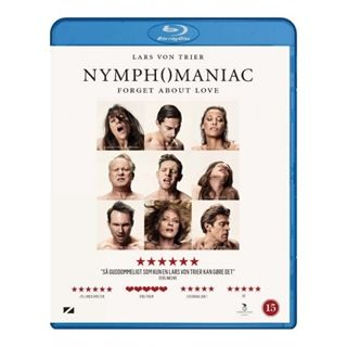 Nymph()maniac (Blu-Ray)