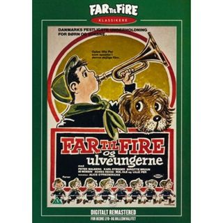 Far Til Fire - Og Ulveungerne - Remastered