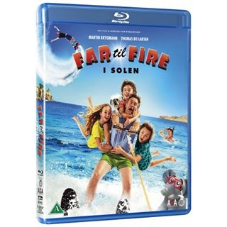 Far Til Fire I Solen Blu-Ray