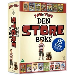 Far Til Fire - Den Store Boks