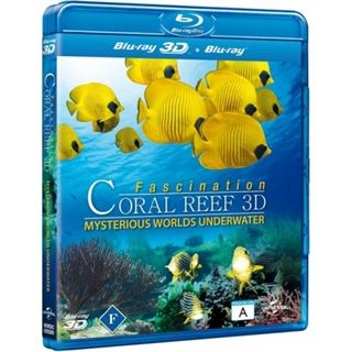 Fascination Coral Reef 3D - Mysterious Worlds Under Water Blu-Ray