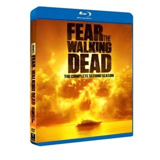 Fear The Walking Dead - Season 2 Blu-Ray