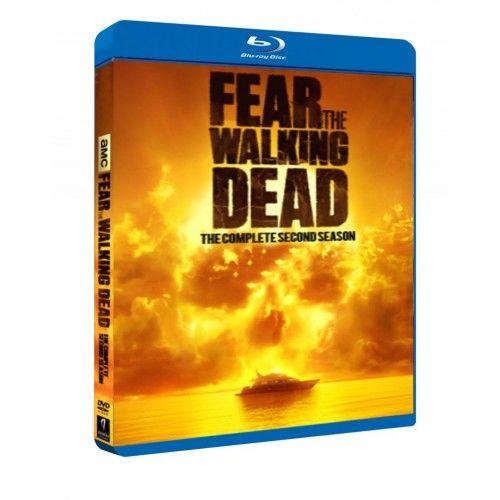 Fear The Walking Dead Season 2 Blu Ray