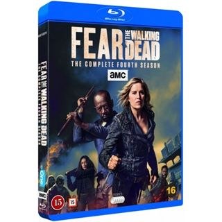 Fear The Walking Dead - Season 4 Blu-Ray