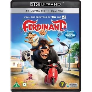 Ferdinand - 4K Ultra HD Blu-Ray
