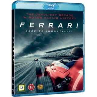 Ferrari - Race To Immortality Blu-Ray